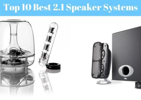 Best 2.1 Speakers Home Theater